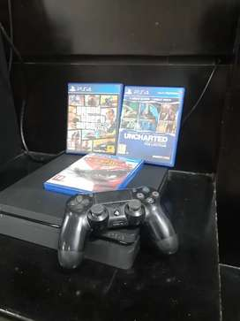 Ps4  in new condtion