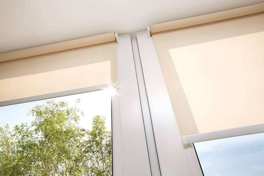 Office and Home windows doors Roller Blinds