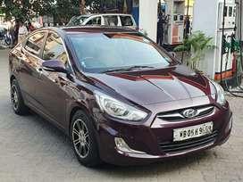 Hyundai Verna Fluidic 1.4 VTVT, 2011, Petrol
