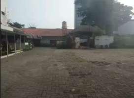 Disewakan Tanah di Pinggir Jalan Umum, Utan Kayu, Jakarta Pusat
