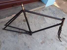 Old England rally cycle frame