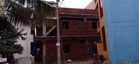 New G+1 House at uppal road boduppal opp peerzadiguda rd nr road Lone