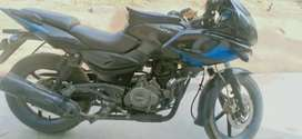 Pulsar 220, single owner.