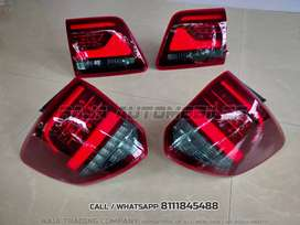 Land Cruiser Type Tail Lamp for Fortuner