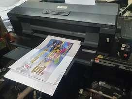 Printer epson L1300 A3 normal siap kerja