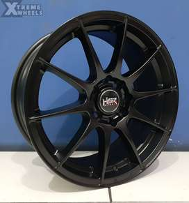 VELG HSR R16 FOR JAZZ RS , MOBILIO , BRIO , CALYA , COROLLA , CITY