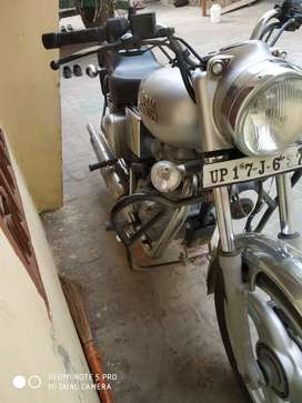 Royal Enfield is a very good bike