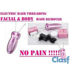 Electric Threading Machine Hair Threading Machine - Cash on delivery
