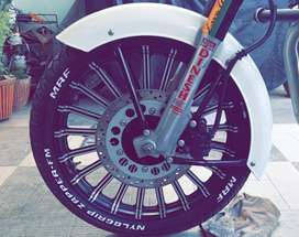 Royal Enfield Classic 350 Alloy Wheels