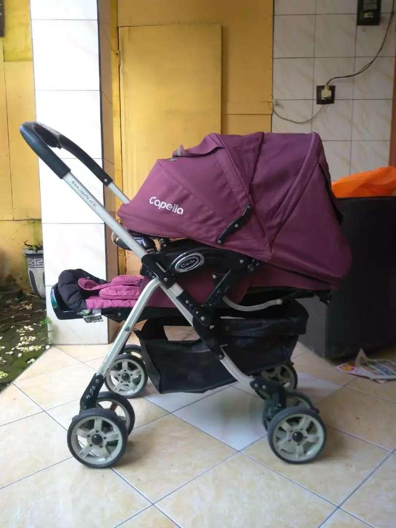 Stroller Capella