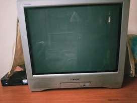 Sony Trinitron TV Multi system AV Stereo