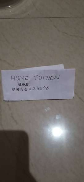 Tuition home tuition