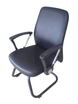 Premium Visitor Chair Leather made - Whole sale