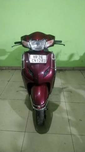 Honda activa 2015 model good condition available in sale