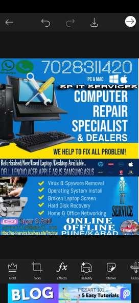 SP IT SERVICES PUNE