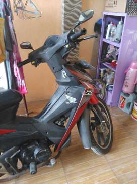 Dijual motor revo 2008 siap pakai