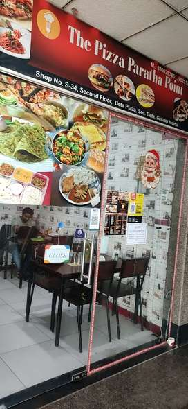 Restaurant for sale with Equipment s.