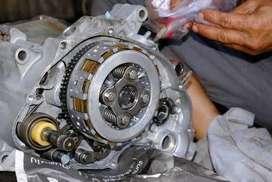 jasa service motor