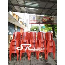 Kursi Plastik Napolly 101 F Kuat Kokoh Murah Area Jogja(dwi)