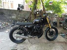 Scorpio custom japstyle