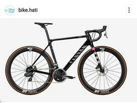 Roadbike Canyon CF SL 8 Disk Rapha edition BNIB 2021