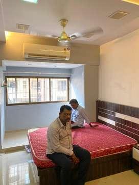 This flat is lokhandwala back road