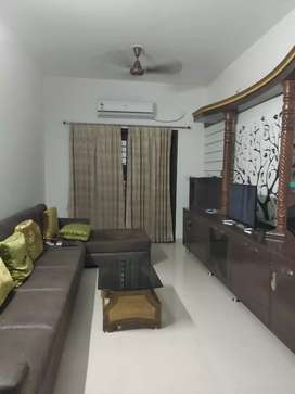 Furnished flat for rent only family