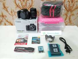 Kamera Canon  200D Terbaru