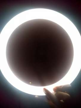 Ringlight with trypot for tik tok videos best quality 7 ft trypot