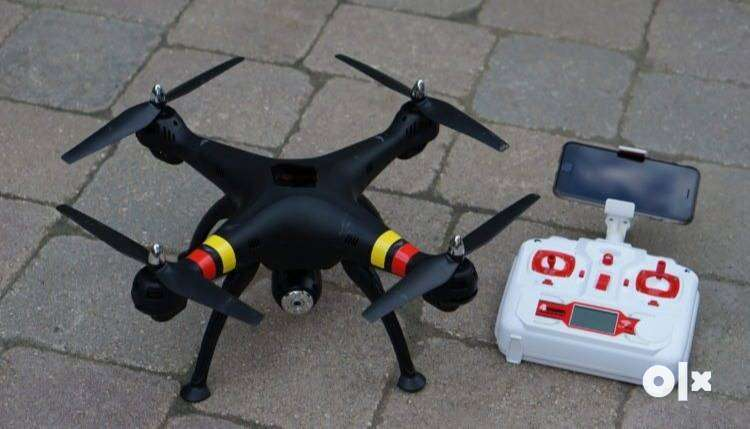 Drone with best hd Camera with remote all assesoriSS..112.HJKL 0