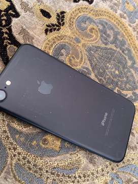 Iphone 7 32gb mate black and rose gold  non pta