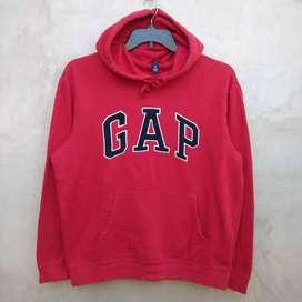 04 GAP Hoodie Jacket/Jaket 101% Original