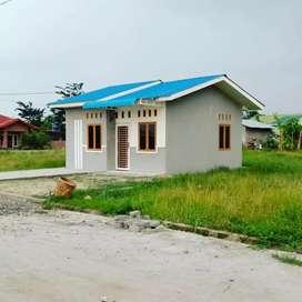 Rumah murah cicilan tetap