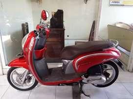 Honda Scoopy tahun 2016 Bali dharma motor
