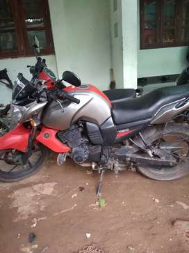 Good condition fz with great mileage n negotiable price