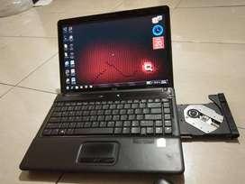 Hp Compaq 6530s // Core2Duo 2Gb 160Gb-14'in siap pakai