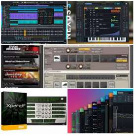 All musical vst,  draw, plugins available here