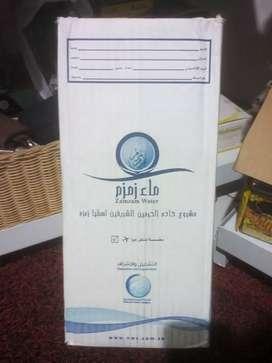 Air ZAMZAM Asli 5 Liter...COD, OJOL, POS, JNE, JNT