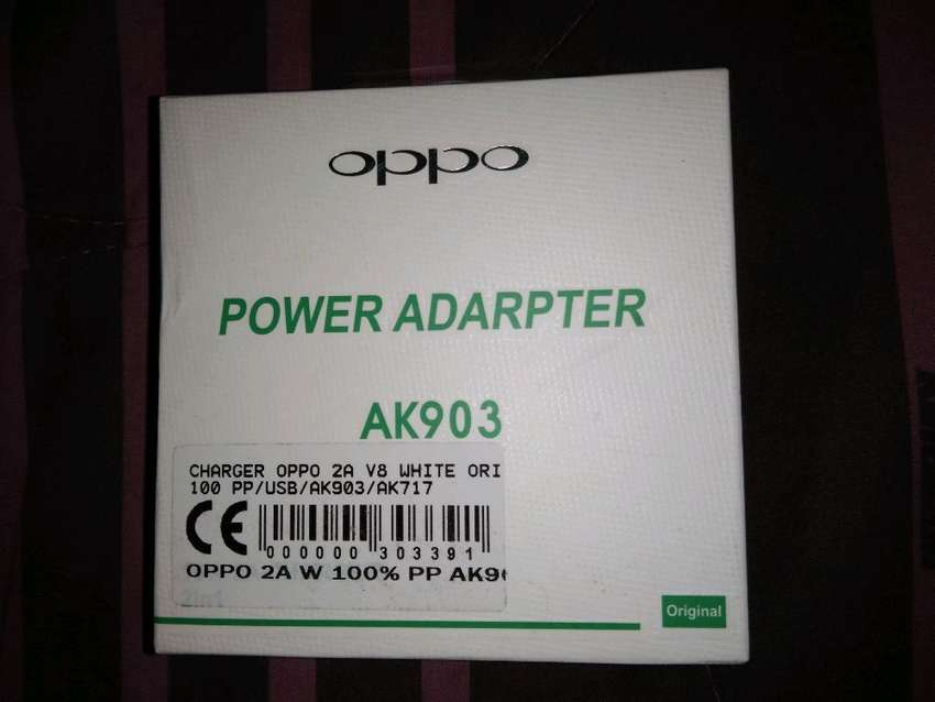 Charger Oppo Original 100% 0