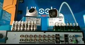 Pemasangan kamera murah 2mp