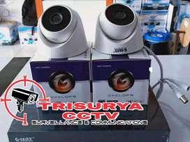 CCTV 2MP//CCTV 2MP//PASANG LENGKAP