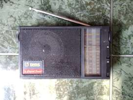 RADIO PORTABEL TENS