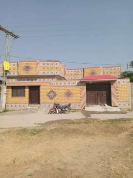 10 Marla Outclass House For Sale In K.t.s secter 3 Haripur
