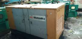 25Kva mahindra Silent Diesel generator set