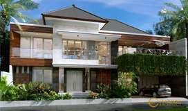 Jasa Arsitek Jawa Tengah Desain Rumah 435 m2