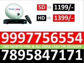 ALL India service TaTa Sky & Dish Tv Set Top Box