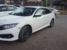 Honda Civic new for rent in Islamabad