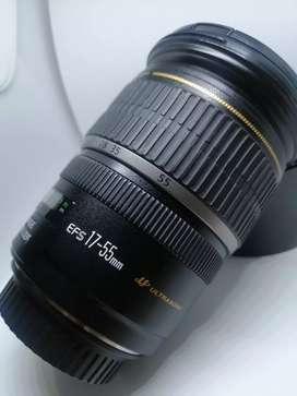 Best & Cheap Canon EFS 17-55mm f/2.8 IS USM (negotiable)