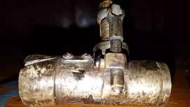 korek handmade bahan kuningan