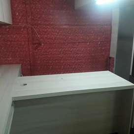 Fully furnished office nearby vashi railway station